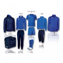 Box Gems Set Match - Azzurro-Blu